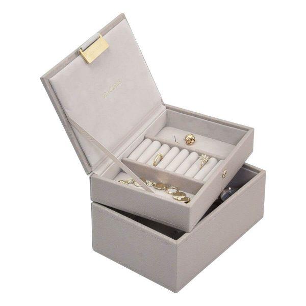 קופסאת תכשיטים יוקרתית מתנה מעולה לאישה