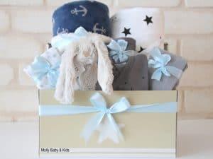 בייבי מולי מארז מפנקמתנה יוקרתית ליולדת ולתינוק