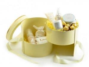 קופסת פינוקים מתוקה וטיפוח